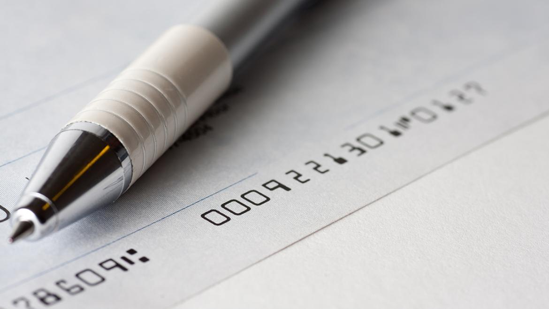 Encaissez vos chèques de remboursement d'impôt sans frais…